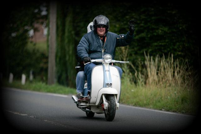 Big 7 Scooter Rally