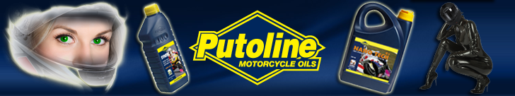 Putoline 2 stroke oil big 7 scooter rally