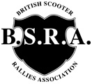 bsra logo BIG 7 SCOOTER RALLY