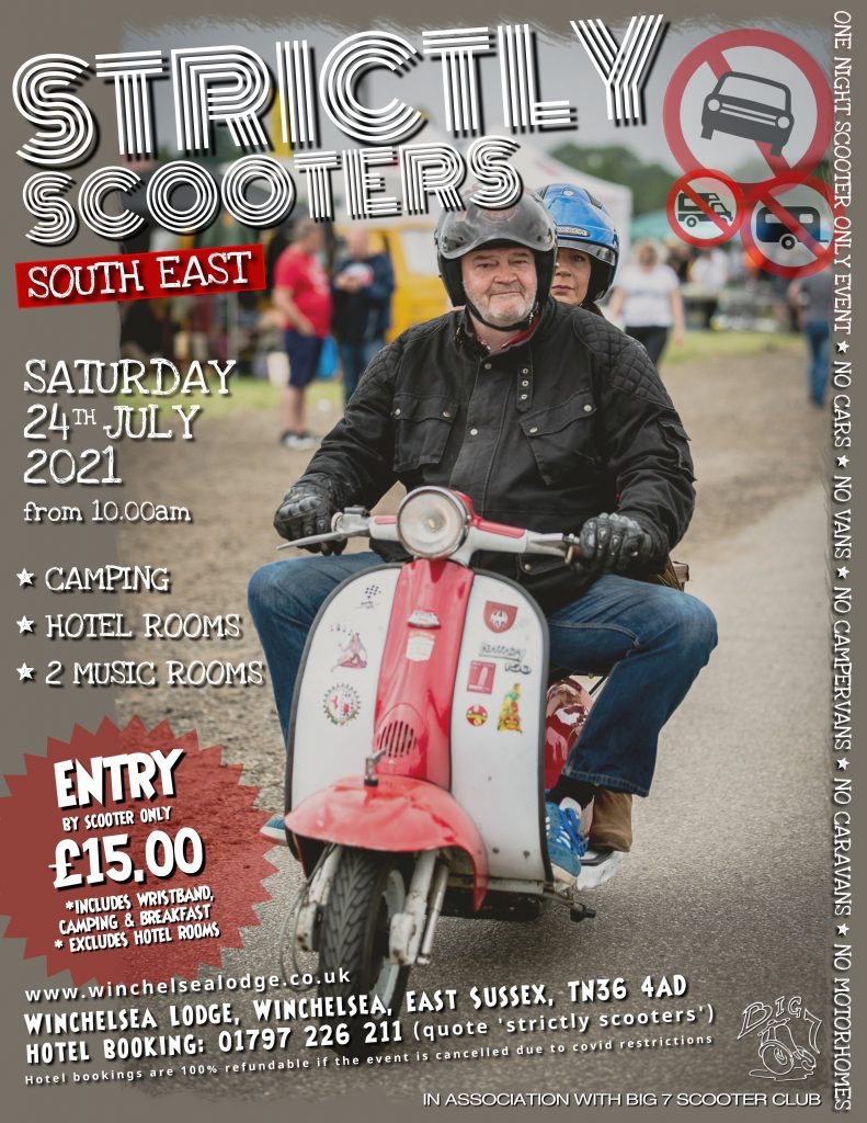 strictly scooters south east 2021