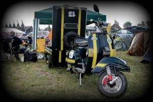 Big 7 Scooter Rally
